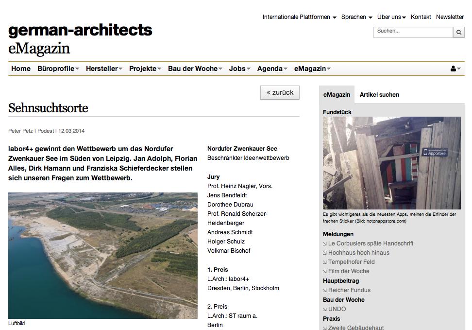 german-architects